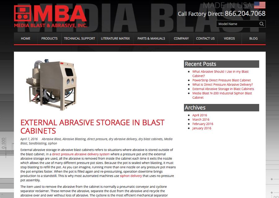 MBA Blog 1