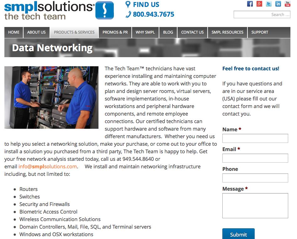 SMPL website